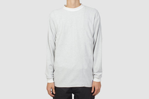 Reverse Frech Terry Pullover - Oli.
