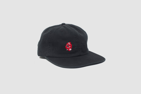 Rose Cap - Black - Oli.