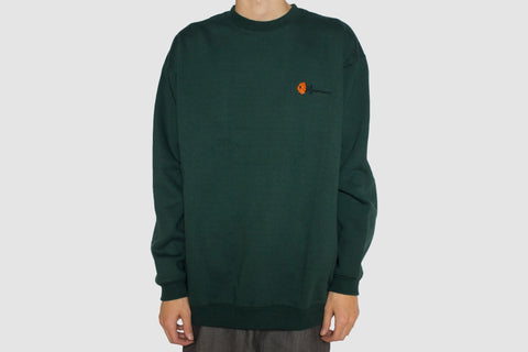 Rose Pullover - Forest - Oli.