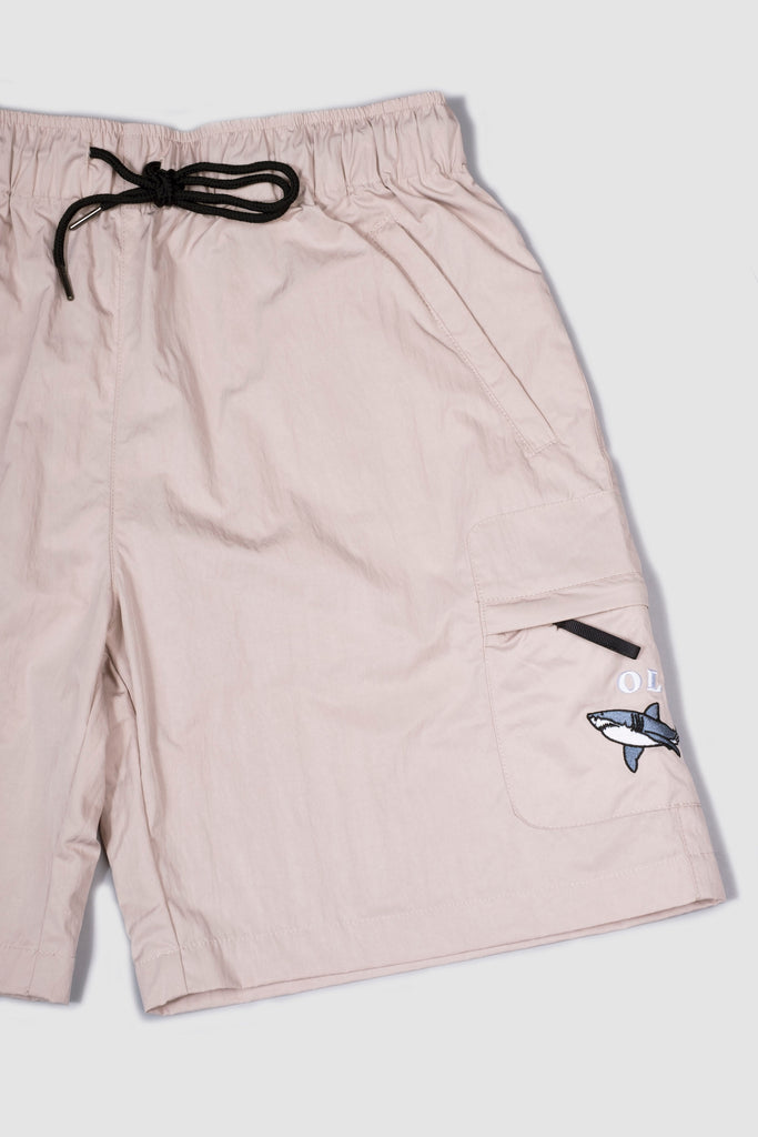 Shark Swim Short - Sand