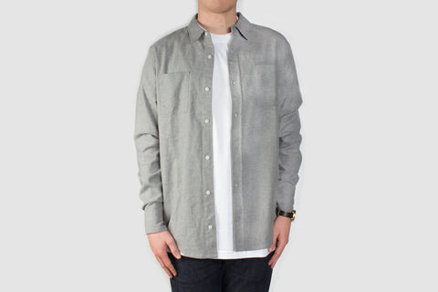 Grey Shacket