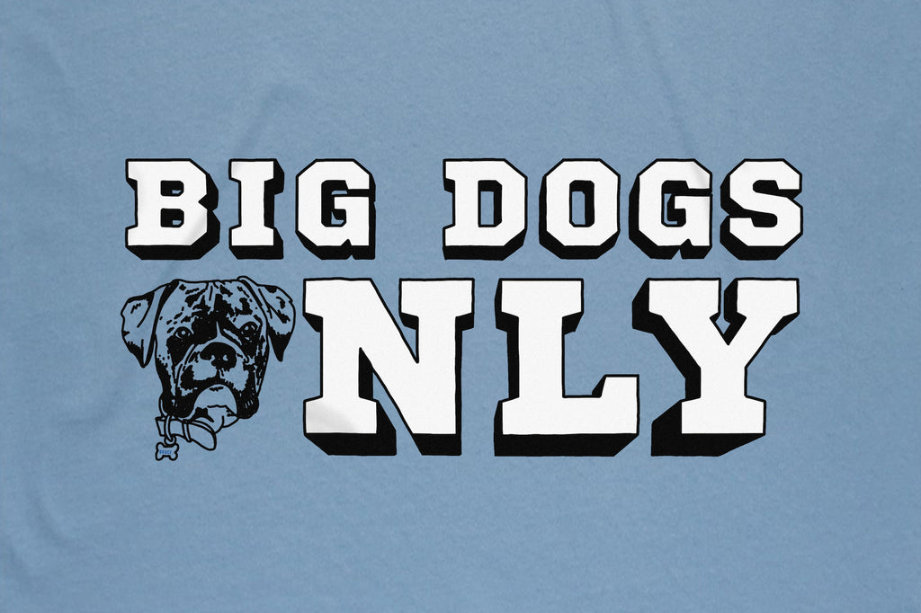 Big Dogs 2.0 T - Sky - Oli.
