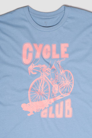 Cycle Club T - Sky
