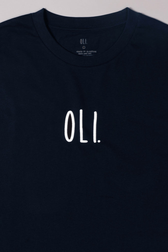 Staple Oli T - Navy