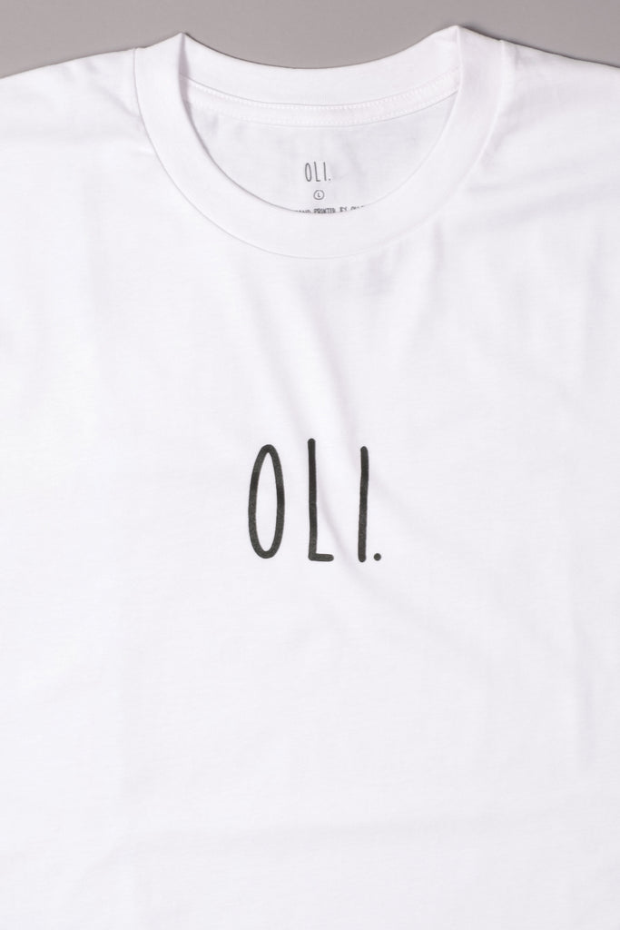 Staple Oli T - White