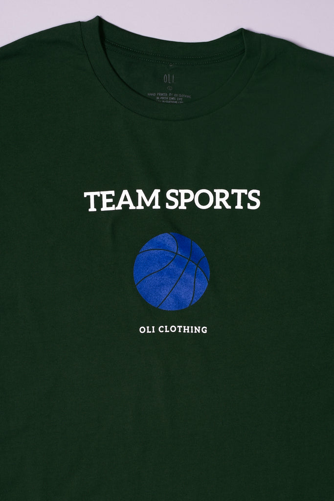 Team Sports T - Forest