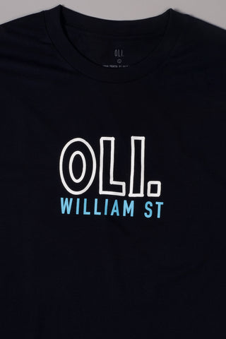 William St T - Navy