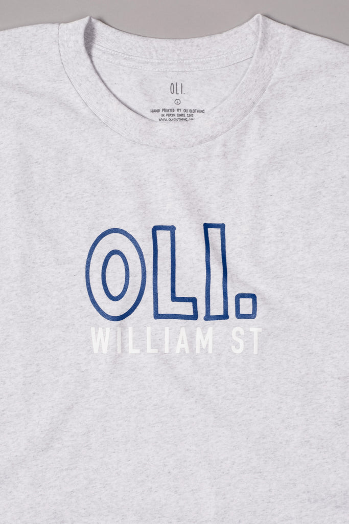 William St T - Athletic Grey