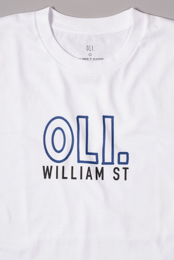 William St T - White