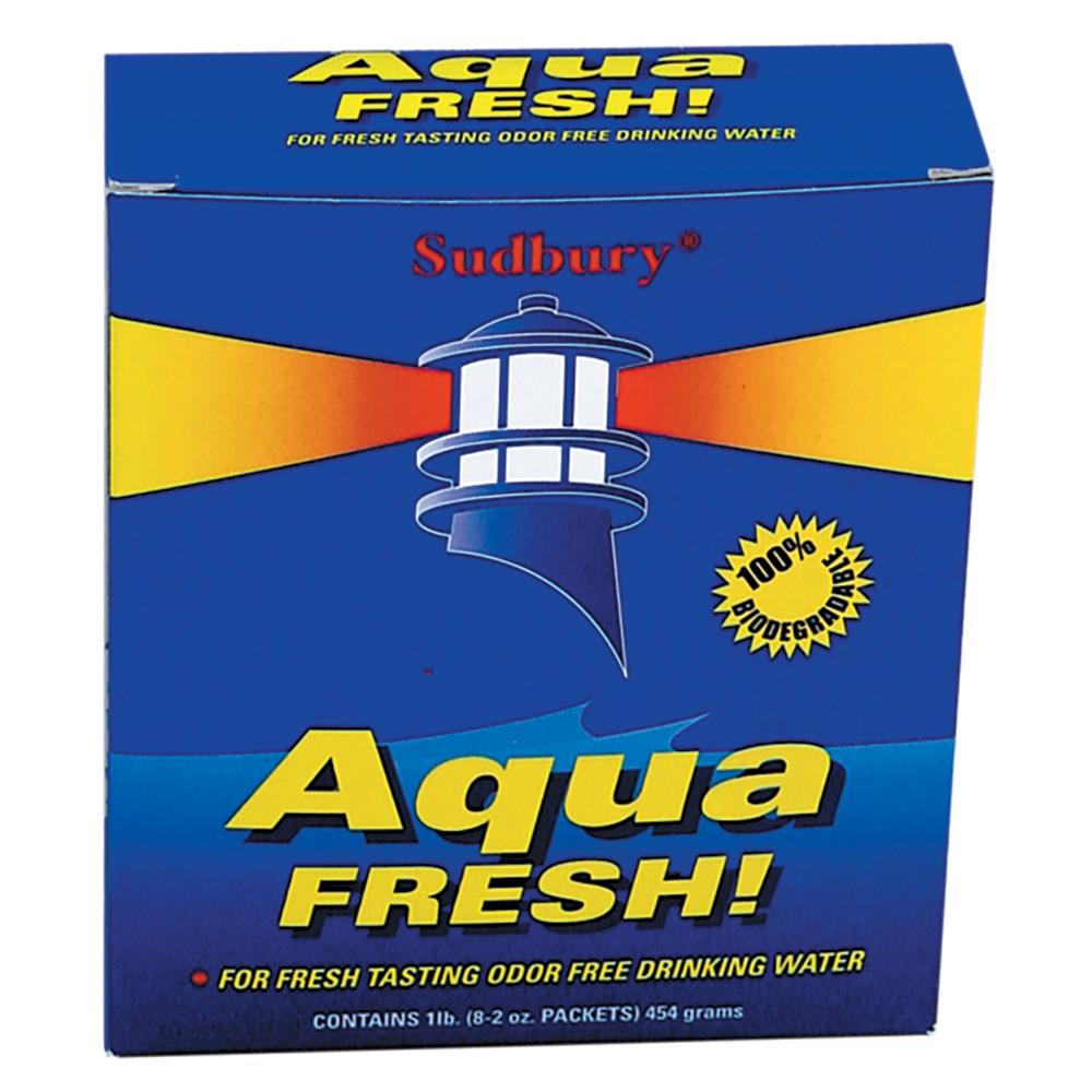 Sudbury Aqua Fresh - 8 Pack Box