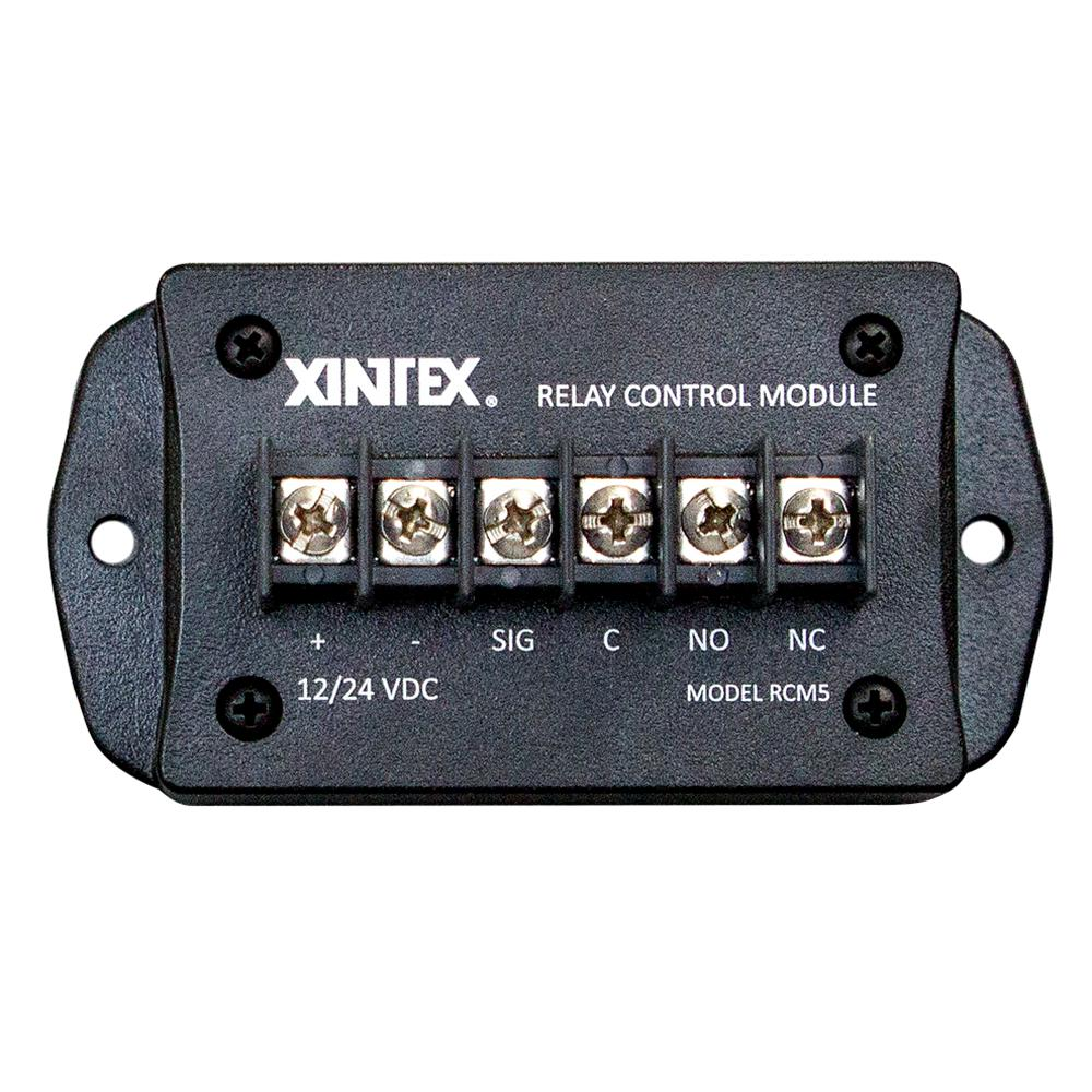 Xintex Optional Relay Control Module f-Generator Shutdown