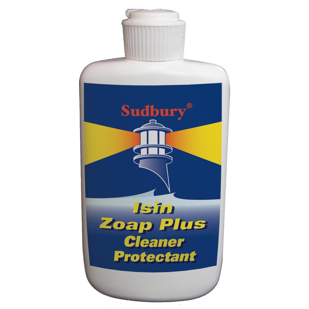 Sudbury Isin Zoap Plus Protectant - 8oz Liquid