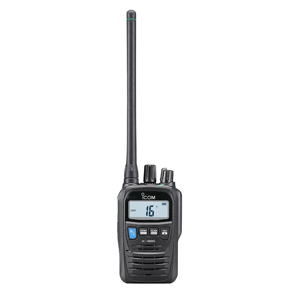 Icom M85 VHF - Land Mobile Handheld Radio