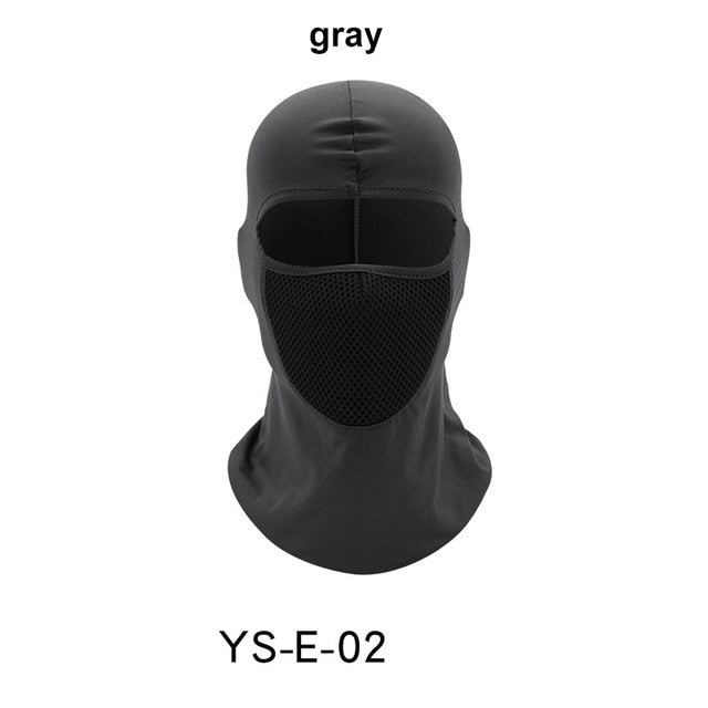 Breathable Motorcycle Hood