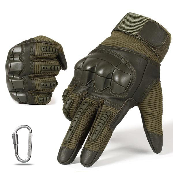 Full Finger Tactical Army Gloves
