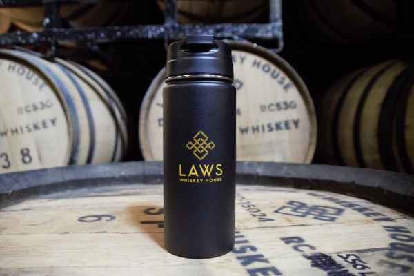 Laws Whiskey House Branded h2go Tumbler