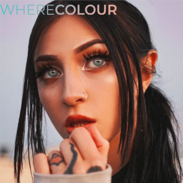 WhereColour Ancient Cleopatra Brown Contacts