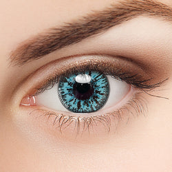 WhereColour Mystery Blue Contacts