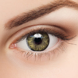 WhereColour Youthful Jewelry Hazel Contacts