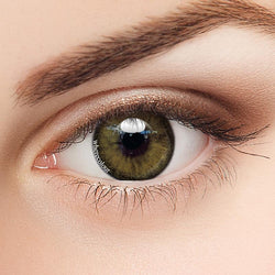 WhereColour Attractive Bunny Brown Contacts
