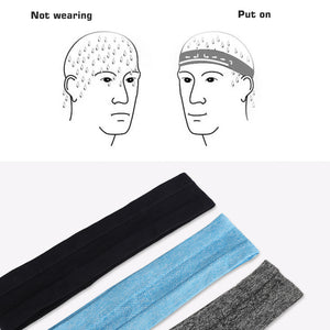 Workout Headbands for Women Men