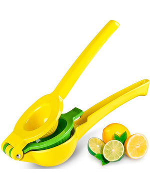 Lemon Lime Squeezer Manual Citrus Press Juicer