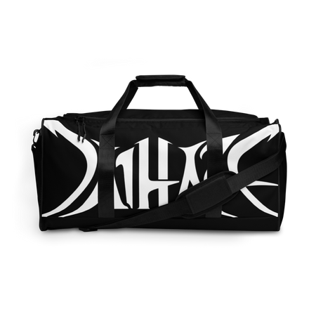 Duffle Bag - Tribal And Hazelets