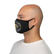 Load image into Gallery viewer, Sick Puppy - Fitted Polyester Face Mask
