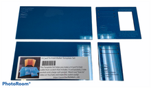 Load image into Gallery viewer, Acrylic template - 9 card tri-fold