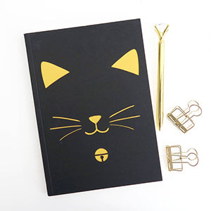 Cat notebook-Gift for cat lover