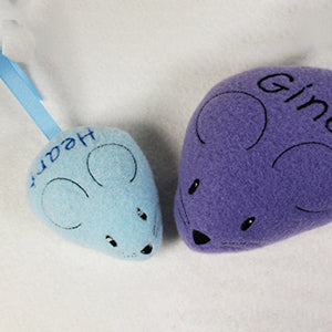 Personalized Cat Toy Mouse