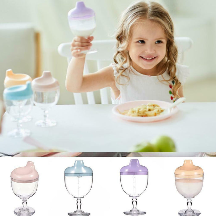 Baby Goblet Water Bottle - Heybaby.