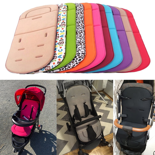 Baby Stroller Cushion Pad Accessories - Heybaby.