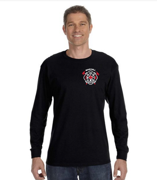 Maryhill Fire - Long Sleeve T-Shirt