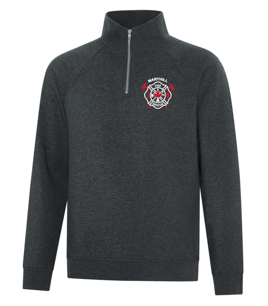 Maryhill Fire - 1/4 Zip Sweater