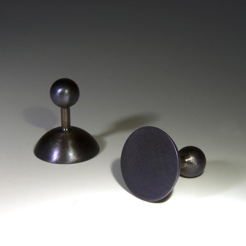 Titanium Cuff Links