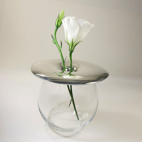 Flying Saucer Vase Cover