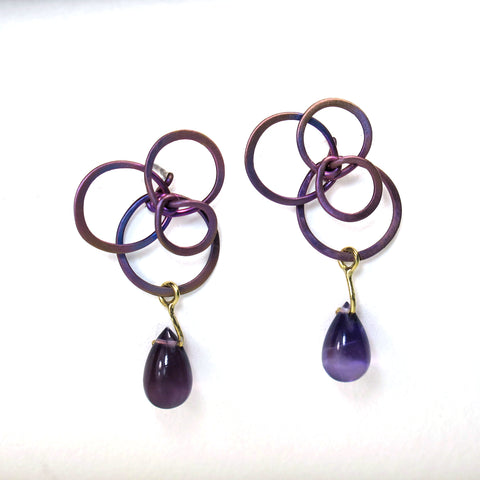 Round and Round Earring