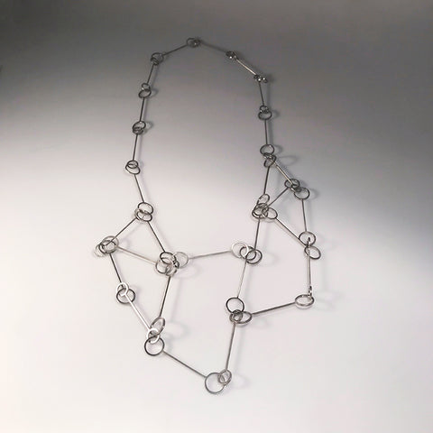New Tangent Necklace