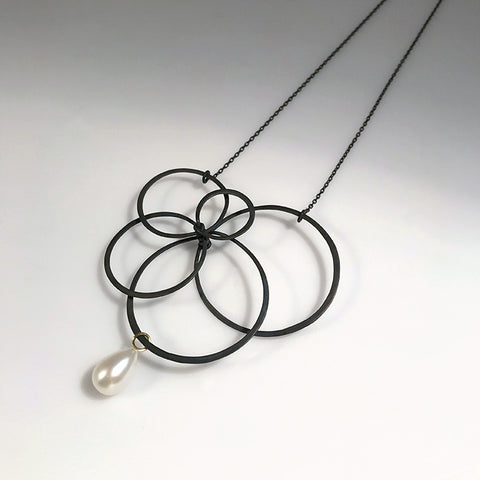 Large Round and Round Necklace