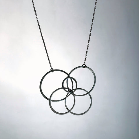 Big Round and Round Necklace