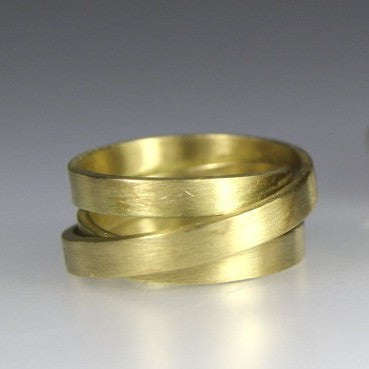 Triple Coiled Ring
