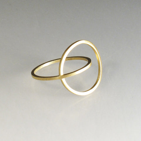 Narrow Tangent Ring
