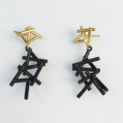 Mikado Earrings
