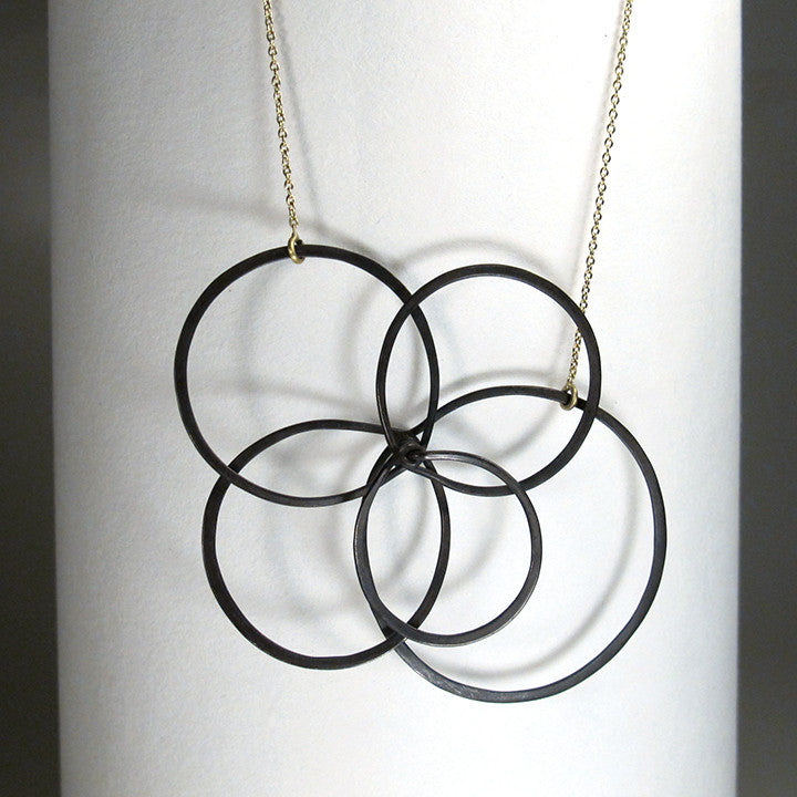 Medium Round and Round Necklace