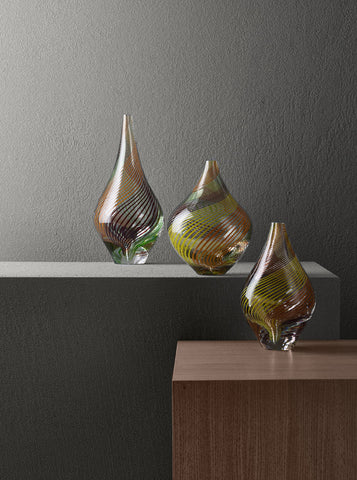 Leaves Vases