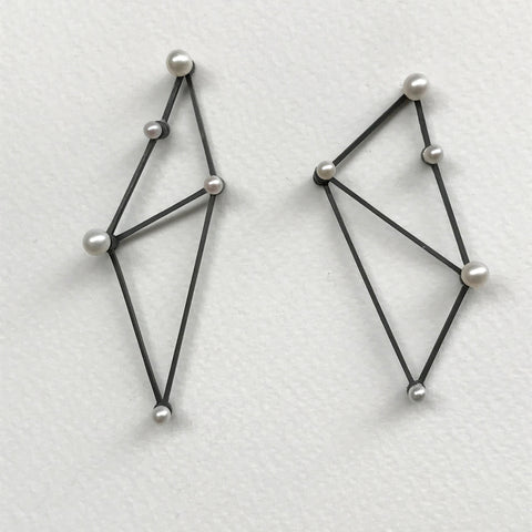 Lucy Trapezoid Earrings