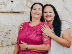 Workvie Family-owned pain relief cream mom and founder
