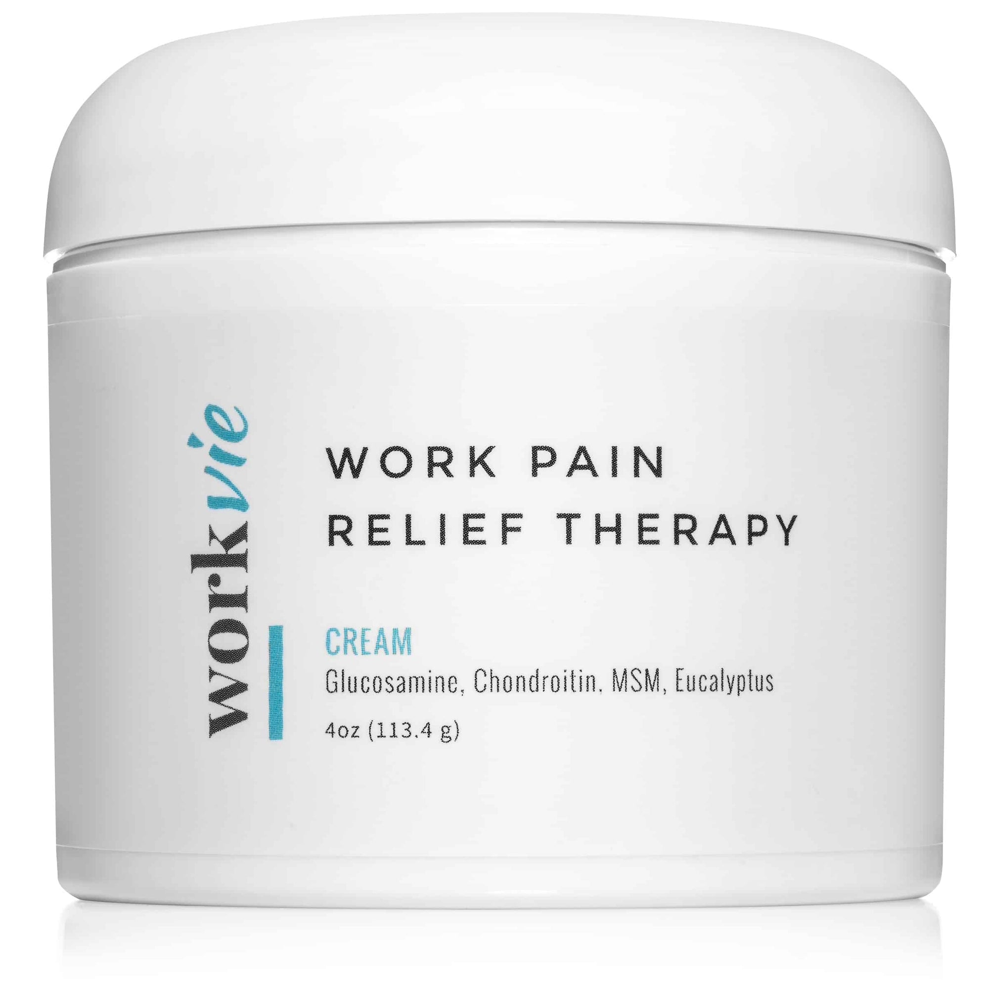 Workvie Work Pain Relief Therapy Cream - Workvie Work Wellness