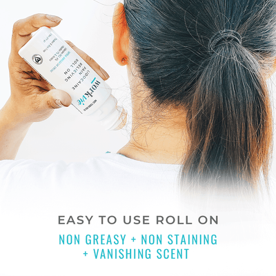 Easy to Use Lidocaine Roll On Non Greasy Non Staining Vanishing Scent Workvie